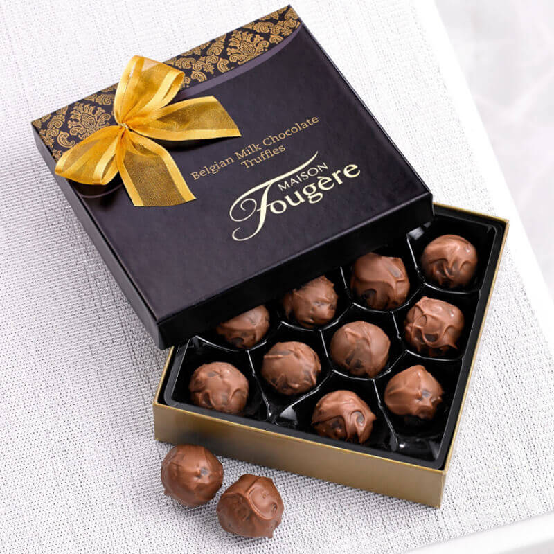 Maison Chocolate Truffles