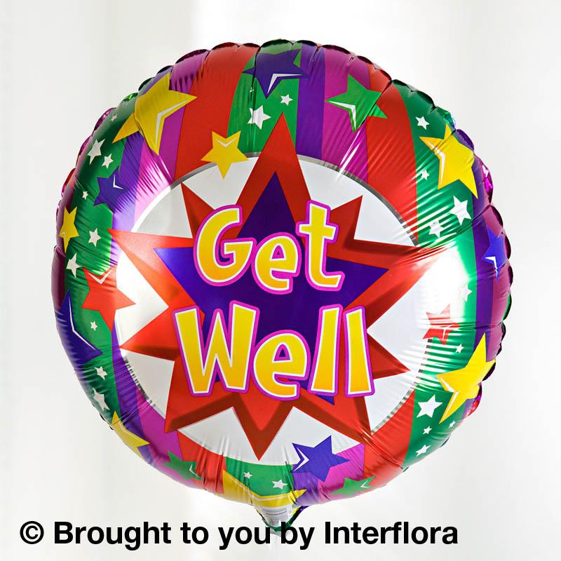 balloon get well soon