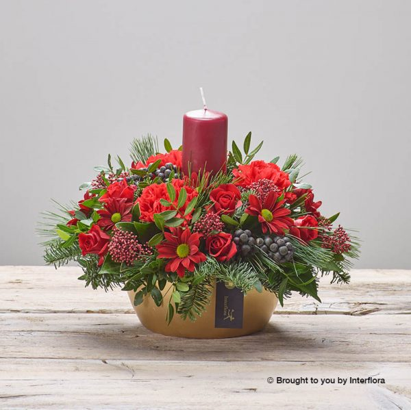 Christmas Table centre