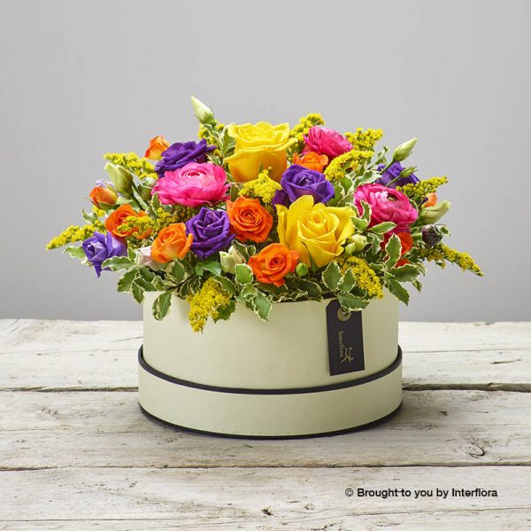 spring color hatbox
